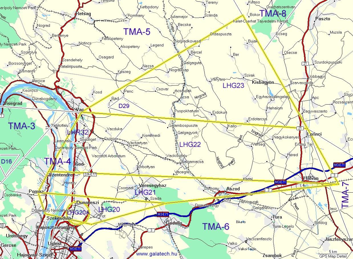 magyarország térkép dunakeszi Bp TMA 2007.05.10 től magyarország térkép dunakeszi