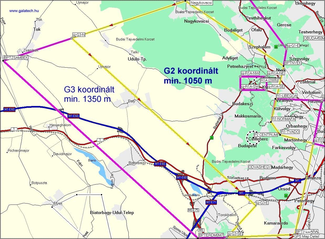 budapest tengerszint feletti magassága térkép Bp TMA 2007.05.10 től budapest tengerszint feletti magassága térkép