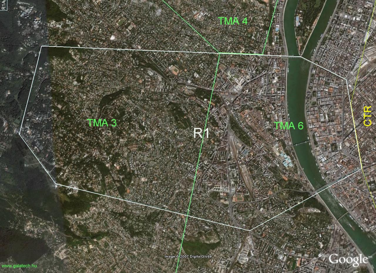 Google Earth Műholdas Térkép