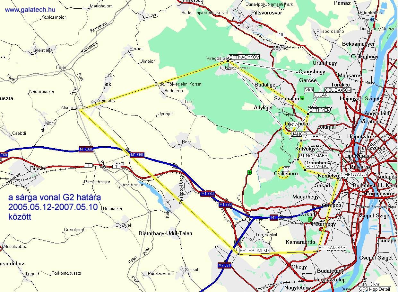 tószeg térkép Bp TMA 2007.05.10 től tószeg térkép